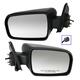 1AMRP00396-2004-08 Mitsubishi Galant Mirror Pair