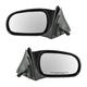 1AMRP00394-1996-00 Honda Civic Mirror Pair