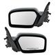 1AMRP00436-2006-10 Ford Fusion Mercury Milan Mirror Pair