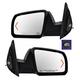 1AMRP00422-Toyota Sequoia Tundra Mirror Pair