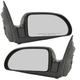 1AMRP00425-Chevy Equinox Pontiac Torrent Mirror Pair