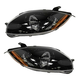 1ALHZ00032-Mitsubishi Eclipse Headlight Pair