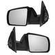 1AMRP00414-Toyota Sequoia Tundra Mirror Pair