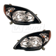 1ALHZ00015-2003-08 Toyota Matrix Headlight Pair