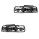 1ALHZ00010-Chevy Headlight Pair