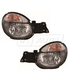 1ALHZ00019-2002-03 Subaru Impreza Headlight Pair