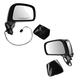 1AMRP00470-Nissan Versa Mirror Pair