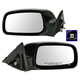 1AMRP00476-2007-11 Toyota Camry Camry Hybrid Mirror Pair