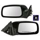 1AMRP00476-2007-11 Toyota Camry Mirror Pair