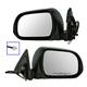 1AMRP00478-2008-13 Toyota Highlander Mirror Pair