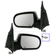 1AMRP00462-2005-06 Mazda Tribute Mirror Pair