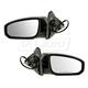 1AMRP00469-2004-08 Nissan Maxima Mirror Pair