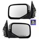 1AMRP00454-2006-14 Honda Ridgeline Mirror Pair