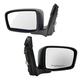 1AMRP00451-2005-10 Honda Odyssey Mirror Pair