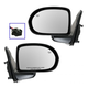 1AMRP00459-2007-13 Jeep Compass (MK) Mirror Pair