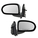 1AMRP00457-2007-16 Jeep Compass (MK) Mirror Pair