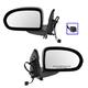 1AMRP00458-2007-13 Jeep Compass (MK) Mirror Pair