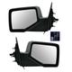 1AMRP00443-2006-11 Ford Ranger Mirror Pair