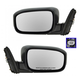 1AMRP00449-2003-07 Honda Accord Mirror Pair