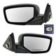 1AMRP00447-2008-12 Honda Accord Mirror Pair
