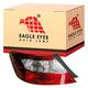 1ALTL01268-2009-11 Honda Civic Tail Light Driver Side