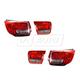 1ALTP00880-2013 Chevy Malibu Tail Light