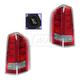 1ALTP00884-2011-13 Chrysler 300 Tail Light Pair