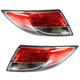 1ALTP00887-2009-13 Mazda 6 Tail Light Pair