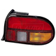 1ALTL01243-1994-96 Ford Aspire Tail Light Passenger Side