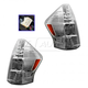 1ALTP00891-2012-13 Toyota Prius V Tail Light Pair
