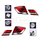 1ALTP00895-2013 Honda Civic Tail Light