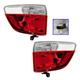 1ALTP00843-2011-13 Dodge Durango Tail Light Pair