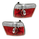 1ALTP00842-2007-12 GMC Acadia Tail Light Pair