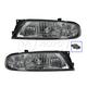 1ALHZ00001-1993-97 Nissan Altima Headlight Pair