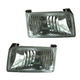 1ALHZ00004-Ford Headlight Pair