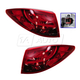 1ALTP00826-2010-13 Hyundai Tucson Tail Light Pair