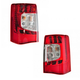 1ALTP00825-2011-13 Chrysler Town & Country Tail Light Pair