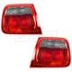 1ALTP00865-2013 Chevy Malibu Tail Light Pair