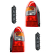 1ALTP00866-Tail Light with Circuit Board Pair
