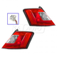 1ALTP00863-2010-12 Ford Taurus Tail Light Pair