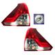 1ALTP00864-2012-14 Honda CR-V Tail Light Pair