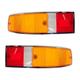 1ALTP00852-Porsche 911 912 Tail Light Pair