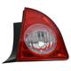 1ALTL01209-2008-12 Chevy Malibu Tail Light