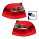 1ALTP00845-2012-14 Kia Rio5 Tail Light Pair