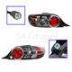 1ALTP00848-Mazda RX-8 Tail Light Pair