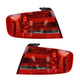 1ALTP00804-Audi A4 S4 Tail Light Pair