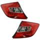 1ALTP00806-2012 Honda Civic Tail Light Pair