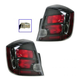 1ALTP00811-2010-12 Nissan Sentra Tail Light Pair
