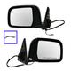 1AMRP00968-Toyota 4Runner Mirror Pair