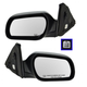 1AMRP00979-2004-09 Mazda 3 Mirror Pair